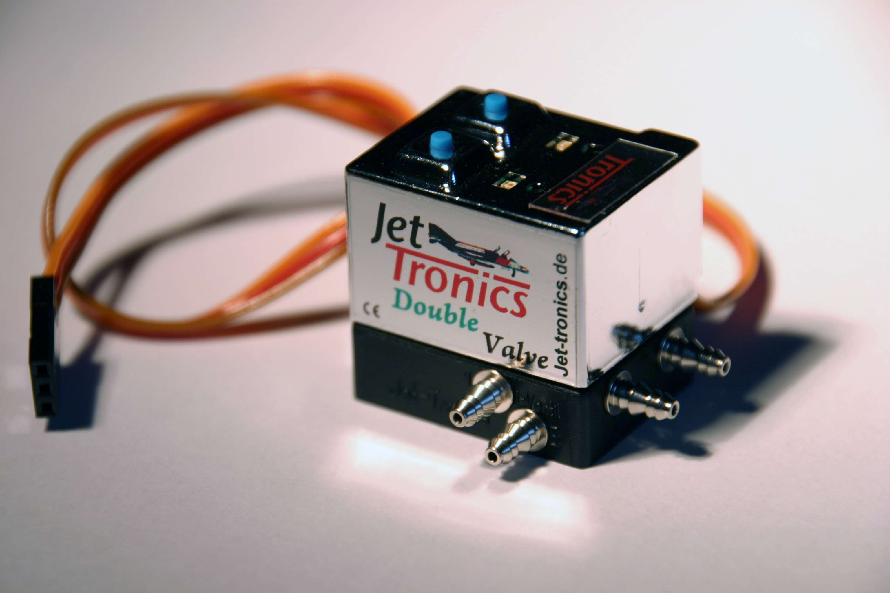 JetTronics Double Valve 2-Way