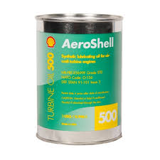 Aeroshell 500 Turbine Oil (1 can)
